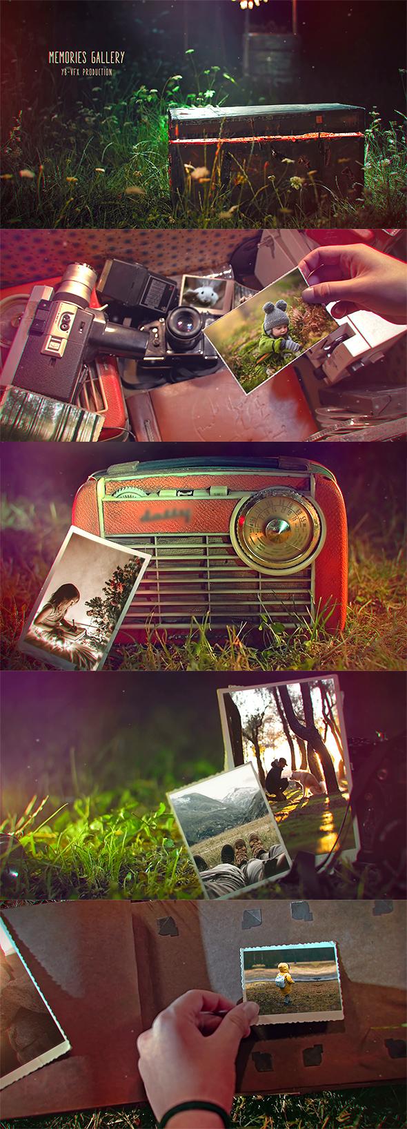 Memories - 10